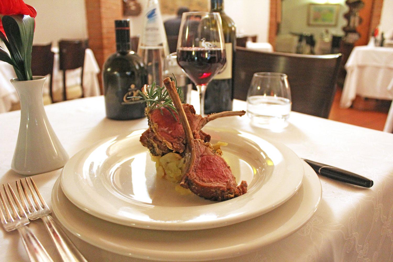 Ristorante la taverna for Piatti ristorante
